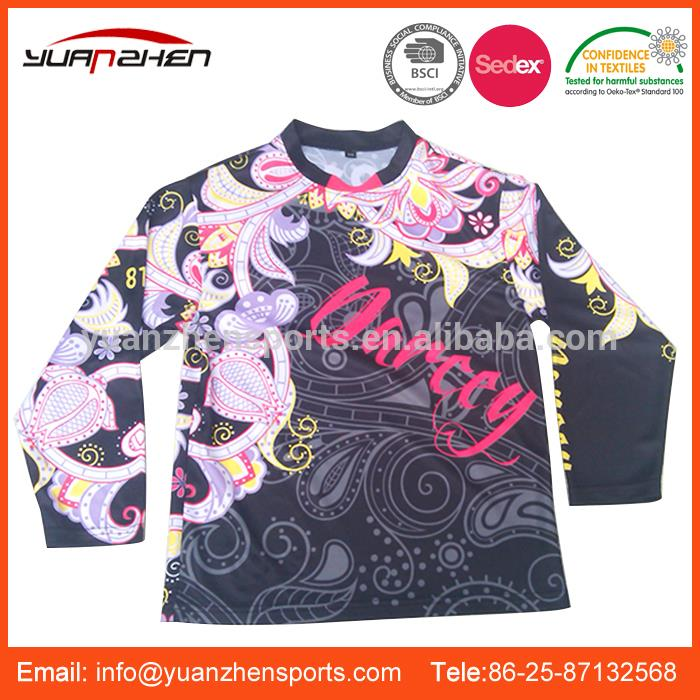 YuanZhen-The queen of quality various styles chinese trike motorcycle jersey