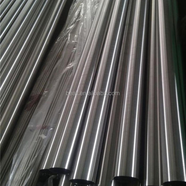 Stainless steel inox steel pipes tubes tubing pipe fitting for pump rods