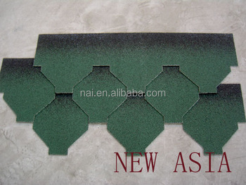 asphalte shingle tile