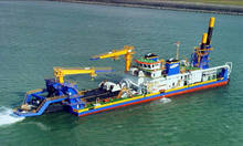 suction dredger for sale