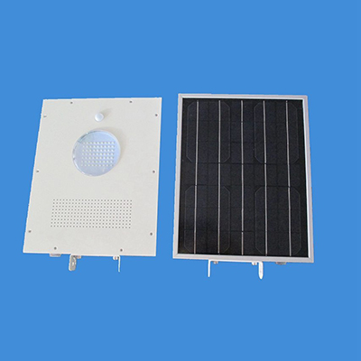 40W LED intergrated solar street lighting