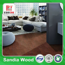 Sandia class33 Oak Laminate Flooring / Eir 12mm Embossed Registered Design For Building Decorate Material Wood Plastic Pvc Wate