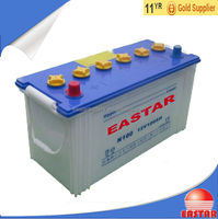 12v 100ah battery N100 Auto Battery lead acid battery