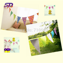 Top Quality New Design Customized Soccer Pennants Flags