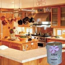 Super semi-gloss high quality scratch resistant wood paint