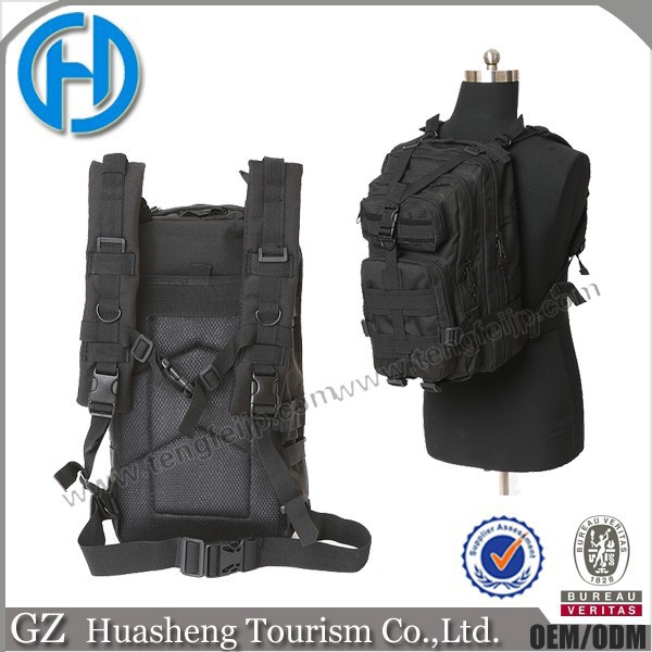 Waterproof Military Army Tactical Gear 3P Pack Bag with Hydartion system