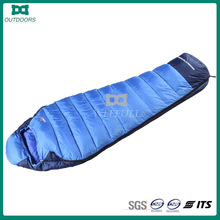 China rainproof funky camping sleeping bag