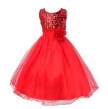 young girls party baby birthday clothes children's evening dress
