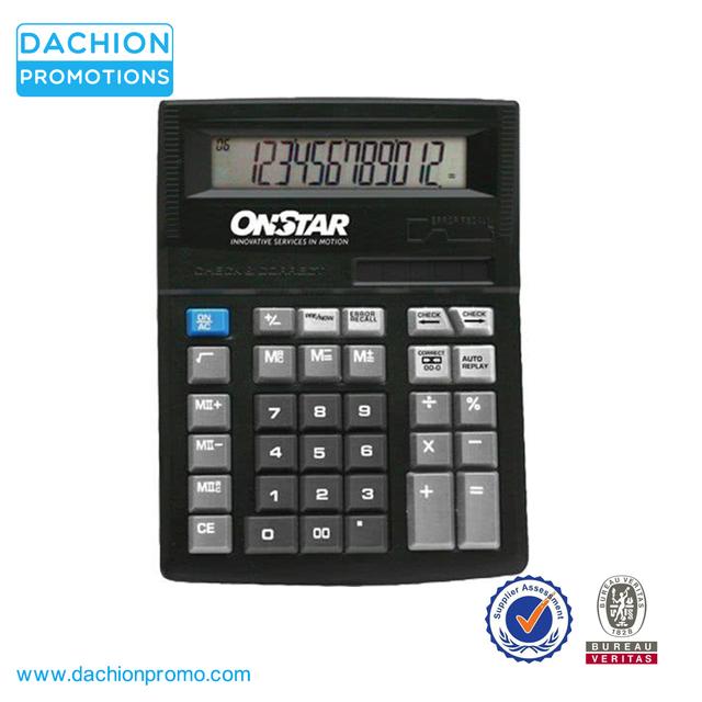 Promotional PC Style Keypad Calculator