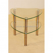 wedding side table heart shaped corner table