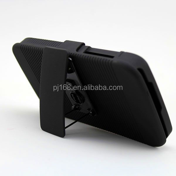 new product hard case holster kickstand belt clip case for Motorola Droid Ultra XT1080