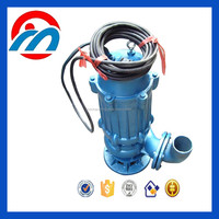 Centrifugal submersible sewage pump, electric submerged pump