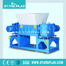 Plastic Double Shaft Shredder Shredding Machine