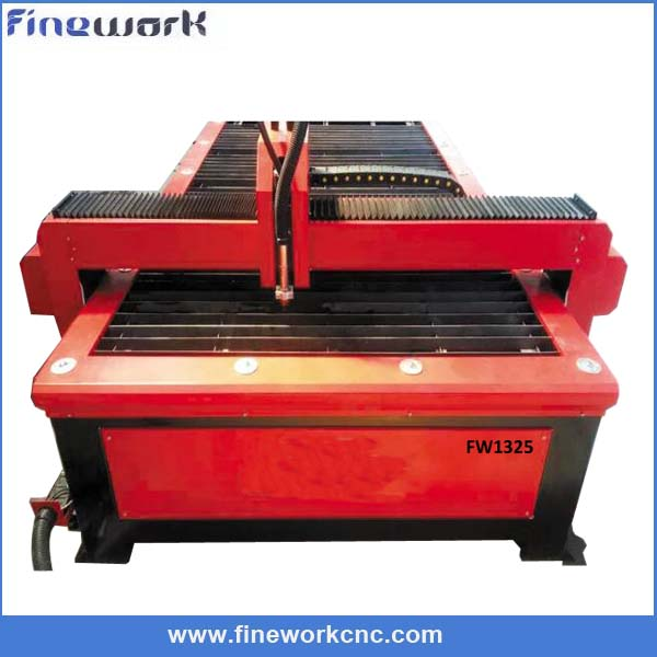 High accuracy FINEWORK CNC cnc plasma metal cutting machine
