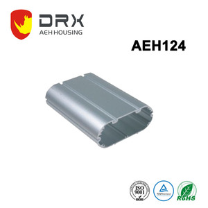 profile extrusion Aluminium shell/case/box/cover/housing
