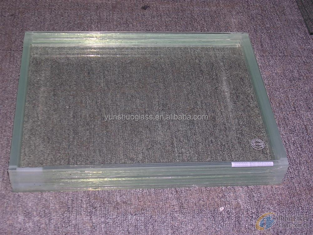 4mm fire rated ceramic glass for fireplace glass