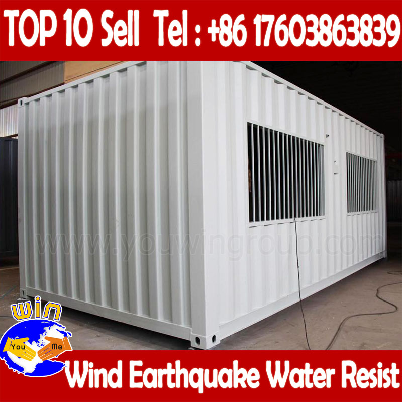 20 Ft Container House Manufacture Pre Built Modular Hous Homes