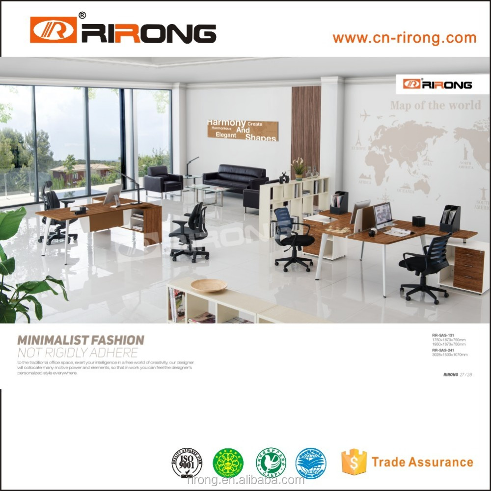 Professional confrence room furniture set meeting table OEM design