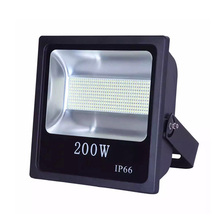 LED flood light 200w IP66 outdoor waterproof work light flood led light