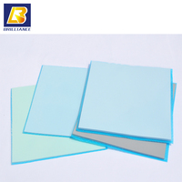 China Shenzhen BRL Thermally conductive silicone pad for cooling,3.0W/MK Size 1.0X300X400MM high compressibility thermal sheet