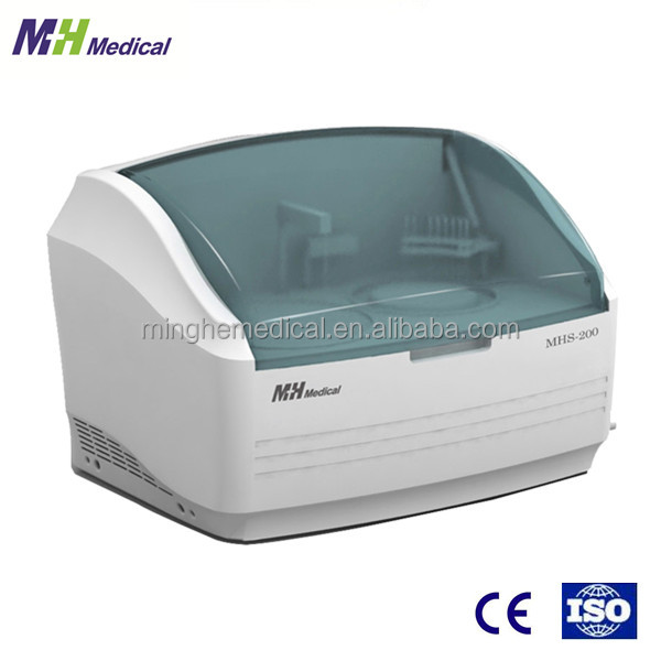 medical laboratory apparatus MHS-200 auto chemistry analyzer