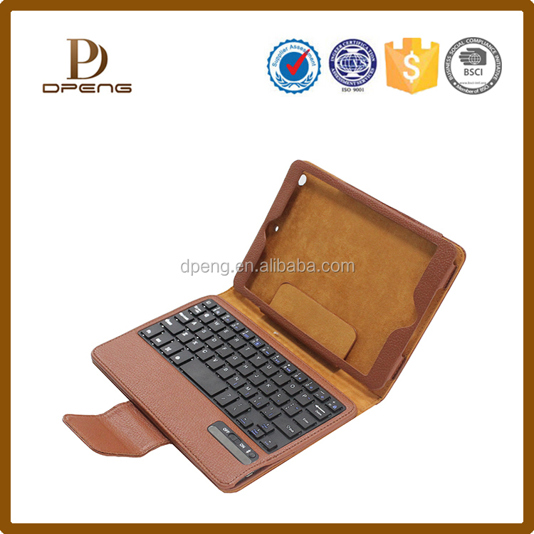 Wholesale Fashion Design tablet leather case for lenovo a3500-hv ,Genuine Leather 7 inch Tablet Case for Ipad