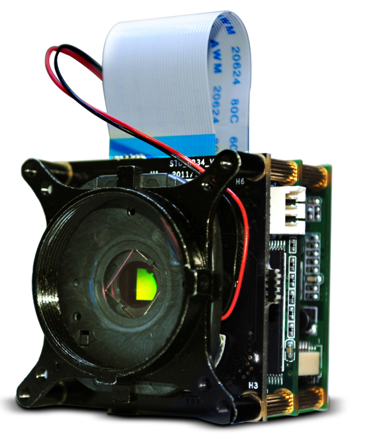 Hot! 3MP HD IP Camera Module with SD Card Slot, support SD/SDHC 32G. TI DSP, 1/3'' CMOS Sensor