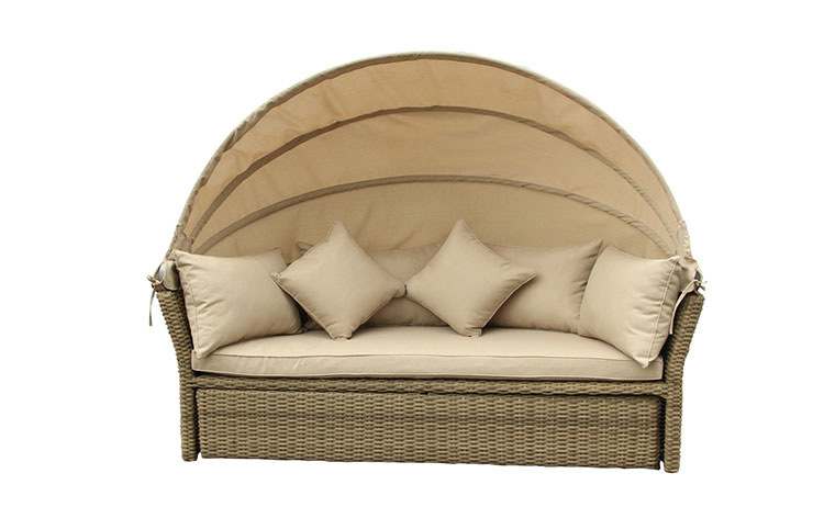 Latest classic wicker sofa relaxing rattan wicker sofa