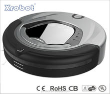 Rechargeable robot vacum cleaner with humanized design