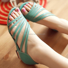 Monroo summer new design lady beautiful casual sandal