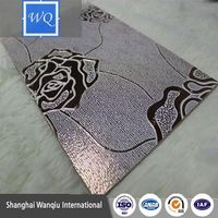 Wall Decoration Embossed Board 3D Effect