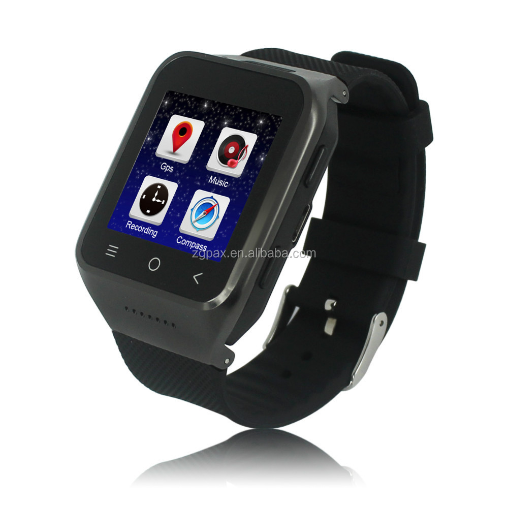 Christmas gifts hot multi-function android water proof sports bluetooth watch smart phone