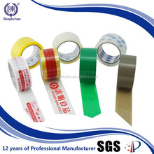 box tape waterproof adhesive clear tape
