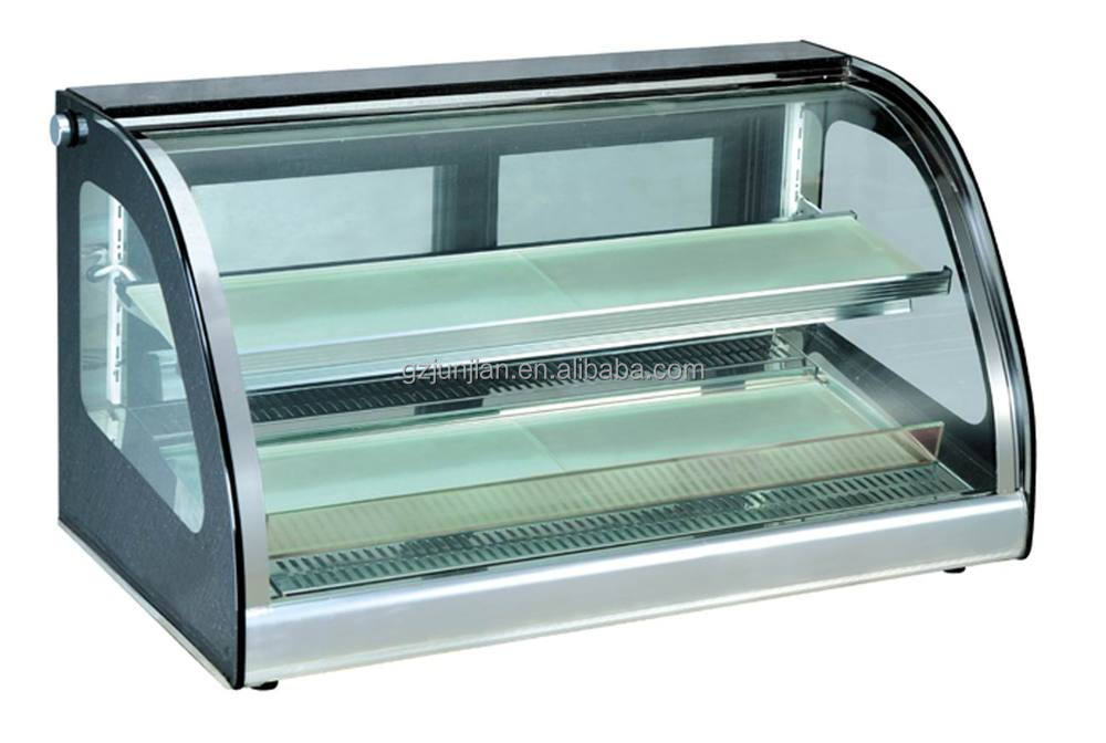 Small Commercial Food Warmer ~ M countertop sushi display fridge for small