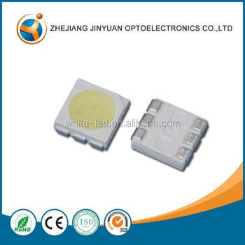 5050 Warm white smd led with epistar chip 20-24lm