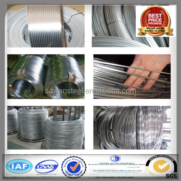 1065 high carbon steel flat cutting wires