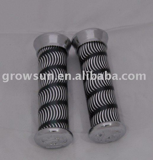 Hot selling cheap price spong material motorcycle handle grip