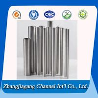 gr9 titanium tube for aircraft engine air compressor