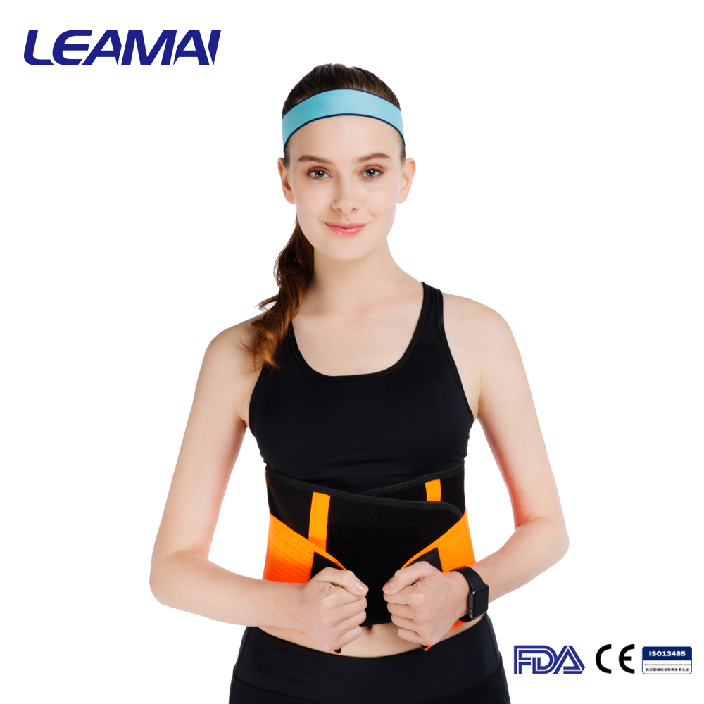 Portable Lumbar Slimming Belts Side Effects Waist Protector