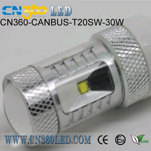 Auto CANBUS high power led 30w light T20/1156/1157/3156/3137/h4/h7/h9/h10/h11/9006/h16
