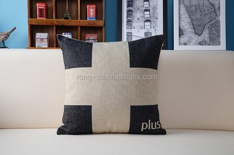 Geometric Decorative Pillows Colorful Factory Cushions