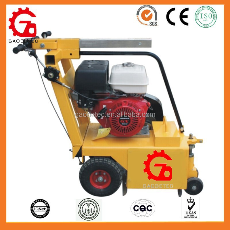 New GD 390 road paint removal machine
