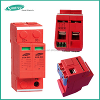 Solar System Main Panel Surge Protector