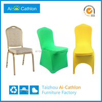 Outdoor Spandex Chair Cover,Wedding Elastic Chair Covers