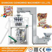 Automatic fudge candy jelly packing machine jelly candy weighing filling packaging machinery good price for sale