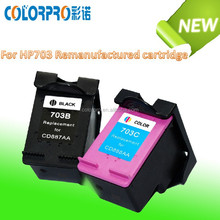 Replacement ink cartridge 703 for hp K109a K109g K209a