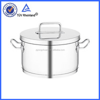 with glass lid stain casserole brand cookware set stainless steel
