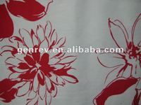 cotton printed bedding set fabric
