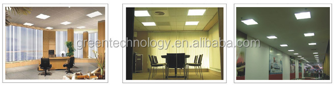 9.8usd 600X600mm led ceiling panel light