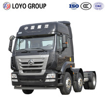 Sinotruk Hohan 6*4 Tractor Truck/Trailer Head/Tractor/ Trailer supplier from China